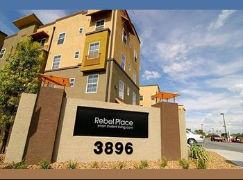EasyRoommate US - ROOM FOR RENT AT REBEL PLACE!! Great for students! - Central Las Vegas, Las Vegas - $584 /mo