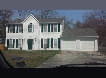 EasyRoommate US - nice room for rent - Stone Mountain & Vicinity, Atlanta - $400 /mo