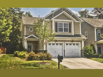EasyRoommate US - Roommate Wanted for Nice 3bd/2ba House in Highland Creek near Concord Mills - Cabarrus County, Charlotte Area - $650 /mo
