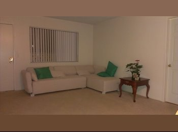 EasyRoommate US - 1 br in 2 br apt with private bath room $1100 - Union City, San Jose Area - $1,100 /mo