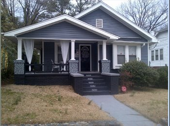 EasyRoommate US - room available, 2 blocks to NCCU, close to Durham Tech - Durham, Durham - $400 /mo