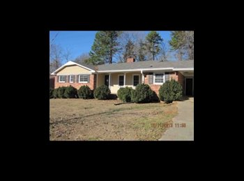 room for rent in Spartanburg!