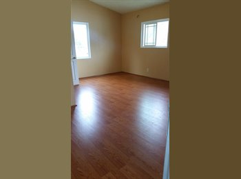 Spacious upstairs room w/private entrance