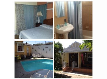 EasyRoommate US - Private Furnished Bedroom with Share Bathroom - Culver City, Los Angeles - $800 /mo