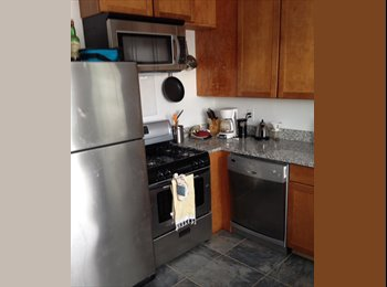 EasyRoommate US - Great Apartment - 1BR in Partially Furnished 2BR in Columbia Heights - Columbia Heights, Washington DC - $1,075 /mo