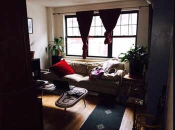Room Available  3-Br in East Village