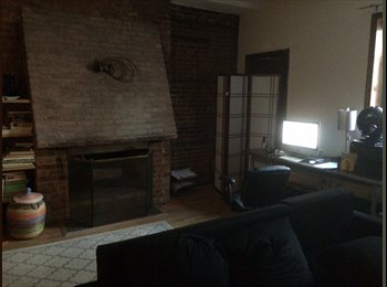 East 90 Duplex with large terrace on quiet Street