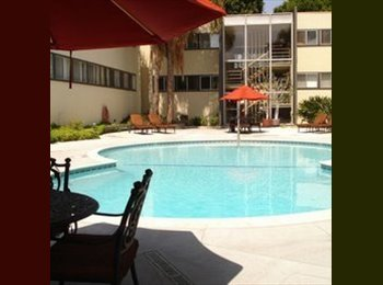 EasyRoommate US - Bedroom  available in large and newly renovated 2bd/2ba - Santa Monica, Los Angeles - $1,450 /mo