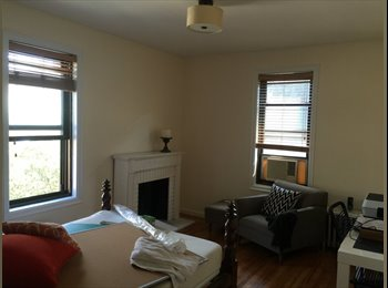 LARGE ROOM IN NICE, CLEAN APT. GREAT AREA WIFI, W/D,...
