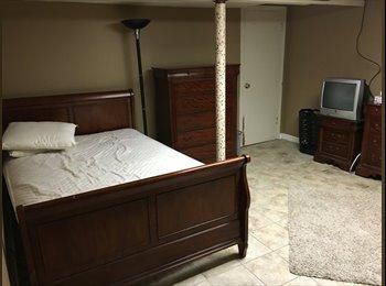 Basement Bedroom for Rent