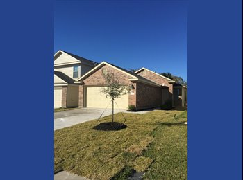EasyRoommate US - Females only. Room available  - Jersey Village, Houston - $600 /mo