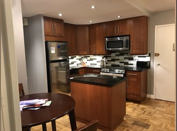 EasyRoommate US - $1100 All utilities included - Bedroom with a private Ba! 2 BR 2 full baths (Van Ness), Washington DC - $1,100 /mo