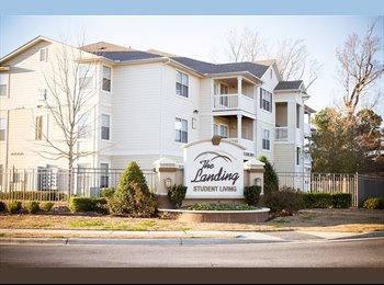 EasyRoommate US - Apartment Sublet- The Landing  - Greenville, Other-North Carolina - $559 /mo