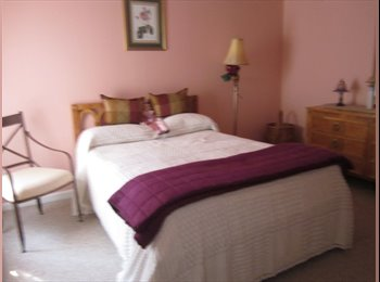 (2) Spacious  Furnished Bedrooms  and storage space