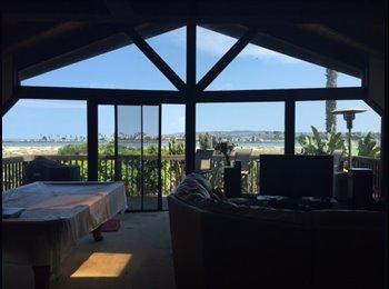 EasyRoommate US - Roommate Wanted - OB Beach House - Ocean Beach, San Diego - $1,300 /mo