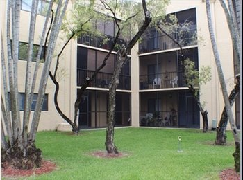 Beautiful 3/2 apartment centrally located in Kendall, close...