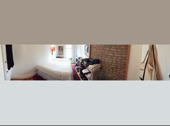 Bedroom and Private Office Available asap