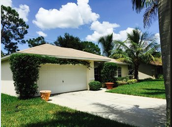 EasyRoommate US - master bedroom for rent to college student - Naples, Other-Florida - $550 /mo