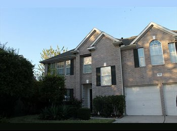 EasyRoommate US - Room for rent in big 2 story house - The Woodlands / Spring, Houston - $700 /mo