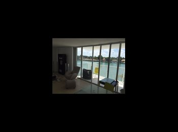 EasyRoommate US - looking for a female roommate , completely renovated fully furnished 2/2 - Miami Beach, Miami - $1,300 /mo