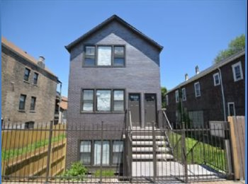 One Roommate Needed for Two Bedroom Apartment in Pilsen