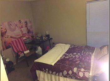 EasyRoommate US - Female roommate needed asap - North East, Fort Worth - $450 /mo