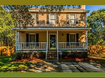 1 Bed/1.5 Bath Home on Cul-de-sac for Rent in Knightdale