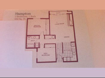 Apartment Share in Shoreline/Lake City Area Available 1 Oct...