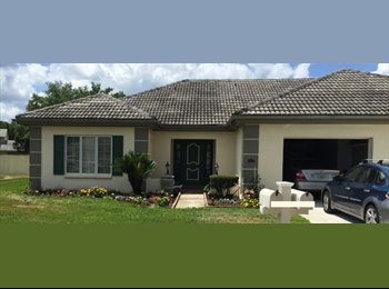 Room to rent- New Tampa