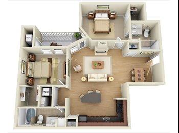 EasyRoommate US - Private bedroom and Bath - Calhoun-Isles, Minneapolis / St Paul - $940 /mo
