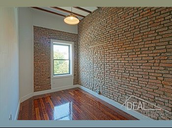 Renovated 4th floor pre-world war apartment with private...