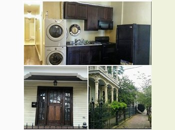EasyRoommate US - Roommate needed for 3/2 house close to everything! - Mid-City, New Orleans - $900 /mo