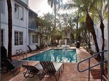 EasyRoommate US - South Beach - Miami Beach, Miami - $500 /mo
