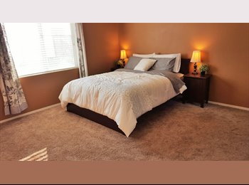 FURNISHED ROOM FOR RENT ~ Anaverde Hills, West Palmdale CA