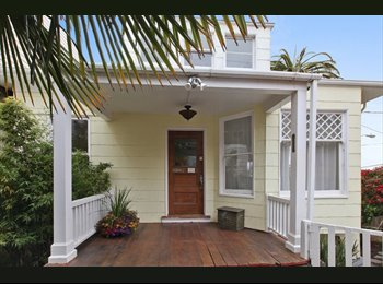 EasyRoommate US - 2 rooms, farmhouse and a big yard - showing Saturday 8/29 11 to 2:00 - Visitacion Valley, San Francisco - $1,400 /mo