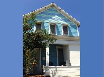 EasyRoommate US - Room(s) in Large Victorian House - National City, San Diego - $425 /mo
