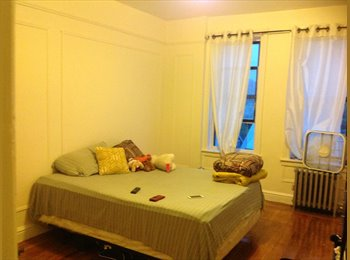 EasyRoommate US - HUGE SPACIOUS CLEAN ROOM (FURNISHED) - Baychester/Parkchester, New York City - $800 /mo