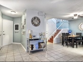 EasyRoommate US - Spacious room for rent with own bathroom !!! - Corona, Southeast California - $600 /mo