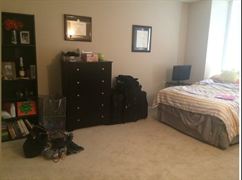 $1040 Large Bedroom Available (Meridian at Ballston)...