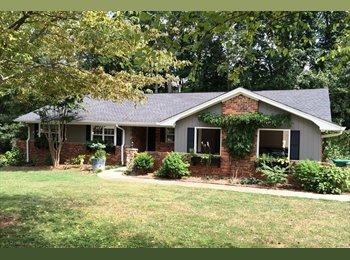 EasyRoommate US - Wonderful Smyrna Vinings Room with Roomy shared suite INCLUDES utilities $685 - Smyrna / Vinings Area, Atlanta - $685 /mo