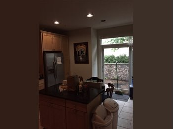 EasyRoommate US - Courthouse Townhouse looking for a 3rd Housemate - Arlington, Arlington - $1,250 /mo