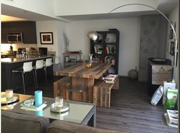 EasyRoommate US - High-end Hollywood apartment.  Seeking roommate. - Hollywood, Los Angeles - $2,650 /mo