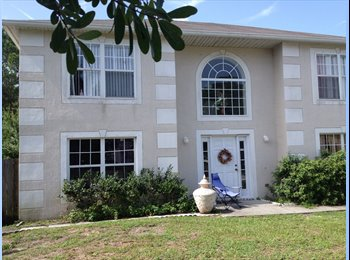 EasyRoommate US - Furnished room for rent - Melbourne, Other-Florida - $400 /mo