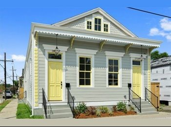 EasyRoommate US - Masterfully renovated in 2015, this property gleans with culture and style. - New Orleans East, New Orleans - $600 /mo