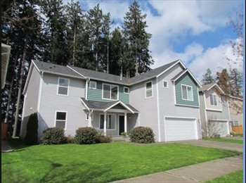 EasyRoommate US - Quiet Lake View Home - Olympia, Olympia - $550 /mo