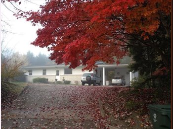 Master BR in Quiet, Safe N.Raleigh House Mo.-Mo.