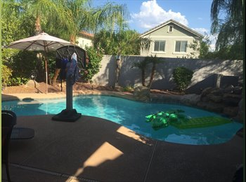 EasyRoommate US - Verrado Community: Furnished Private Room & Bath - Goodyear, Phoenix - $550 /mo