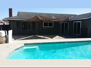 EasyRoommate US - Zen House with pool - 1 BR available in Fountain Valley - Fountain Valley, Orange County - $800 /mo