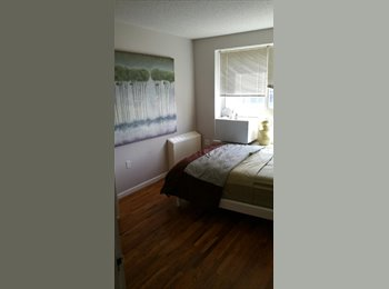 Temporary beautiful 2 bedroom fully furnashed apt.
