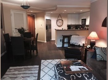 EasyRoommate US - Looking for a Roommate - Sunny Room and Bathroom Available for $1800 in a Modern 2BD/ 2BA Condo Unit - Russian Hill, San Francisco - $1,800 /mo